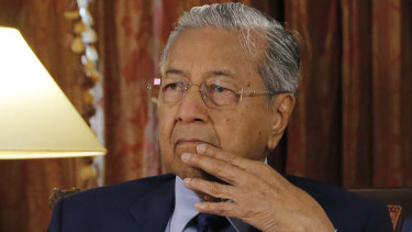 Malaysian Prime Minister Mahathir Mohamad has not made his anti-Jewish sentiments a secret.