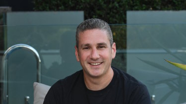 Greg Moshal, Prospa co-founder and CEO,