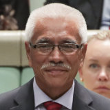 Former Kirbati president Anote Tong.