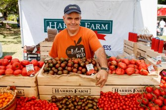 The Tomato Festival enters its seventh year. Don't wear white.