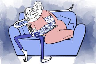 Illustration by Simon Letch.