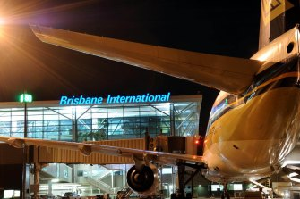 A COVID-19 breach at Brisbane Airport was blamed on human error.