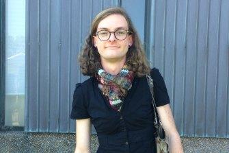 "Transgender activist April Holcombe says the ban on acknowledging gender fluidity could be ""devastating""."