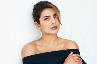 "Priyanka Chopra Jonas: ""Ralph Lauren designed my wedding dress, it was only the fourth wedding dress he ever made, the first outside his family."""
