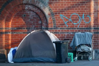 Homelessness groups say COVID-19 has provided an opportunity to end rough sleeping.