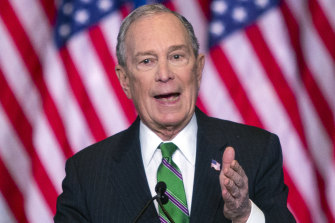 Mike Bloomberg will contribute at least $US10 million towards the project.
