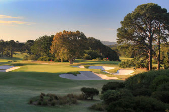 The Royal Sydney Golf Club.