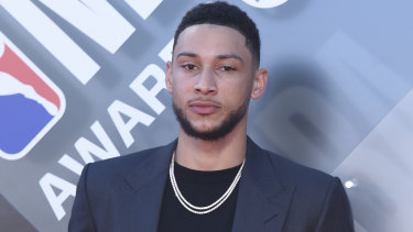 Ben Simmons' Brady Bunch-style family is the inspiration for a new TV show in the US.