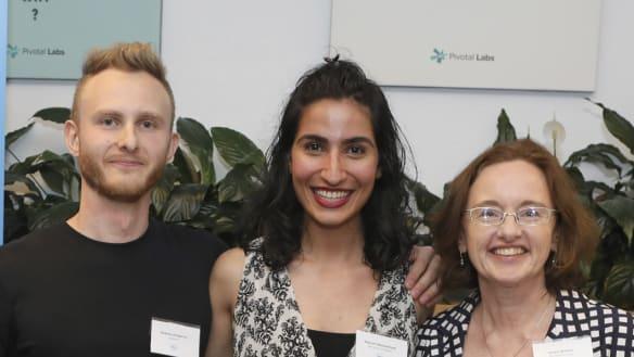 Push for 'blind pitching' to stop investor gender bias