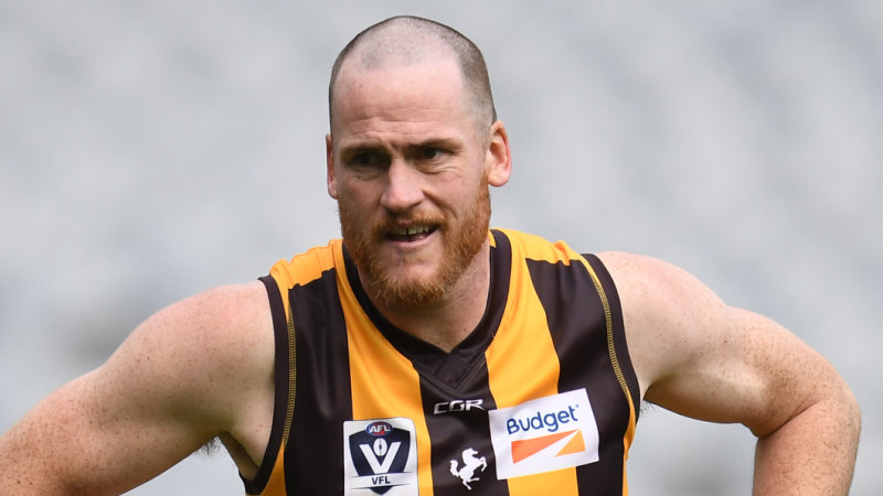 Roughead back for Hawks