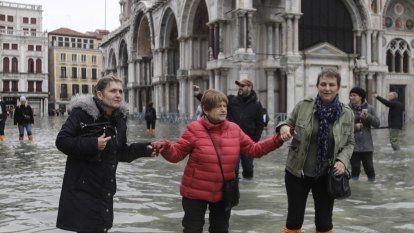 In London and Venice, the C-word isn't a dirty word