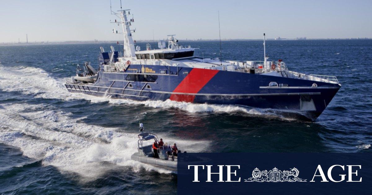 Top US Austal executive jumps ship after audit flags ...