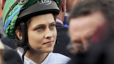 Tersa Palmer as Michelle Payne in Ride Like a Girl