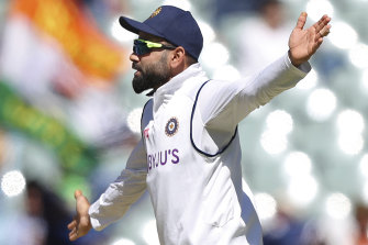 India skipper Virat Kohli said he had never been involved in a Test match in which fortunes changed so quickly.
