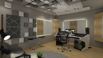 Acoustic panels a sound investment for home audio