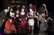 WA Opera's Sweeney Todd – the Demon Barber of Fleet Street delivered a show filled with eerie moments and black humor undertones.