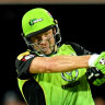 Big hit: Watson set to become president of cricket players' union