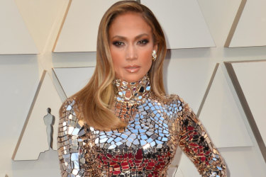 Jennifer Lopez at the 91st Academy Awards  earlier this year.