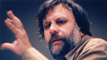 The Pervert's Guide to Ideology is written and presented by Slovenian philosopher Slavoj Žižek.