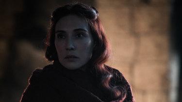 Melisandre returns.