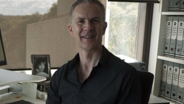 John, who went missing in October 2017.