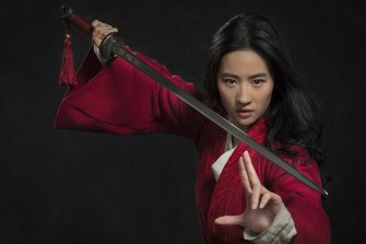 Mulan's premiere in Australia was halted due to coronavirus.
