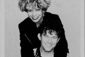 Tina Turner and Jimmy Barnes paired in 1992 to sing the game's true anthem, Simply the Best.