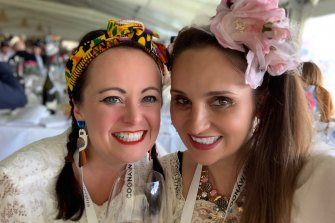 """Kat Johnston and Katie Spain: """"It was like a drug. I found the energy between us addictive."""""""