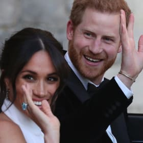 What really went on at the royal wedding reception