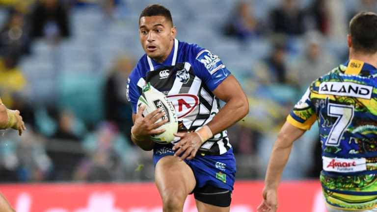 Local talent: Marcelo Montoya is the only junior in Canterbury's first grade side at the moment.