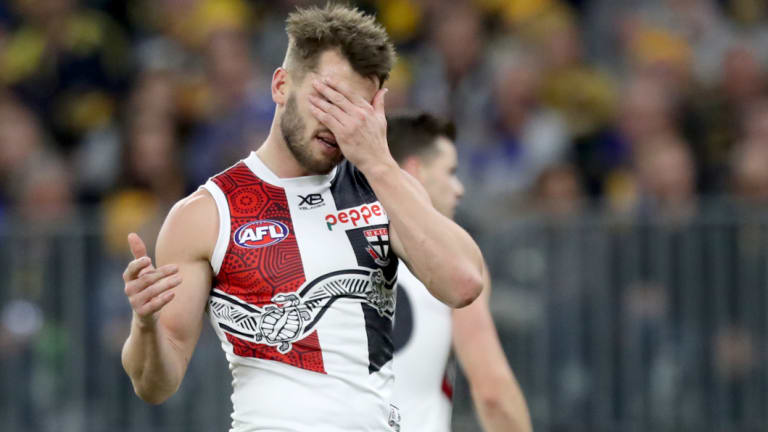 Maverick Weller sums up St Kilda's 2018 campaign.