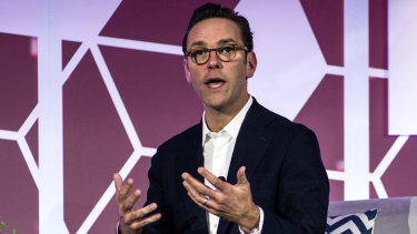 James Murdoch's Lupa Systems has taken a controlling stake in the Tribeca Film Festival.