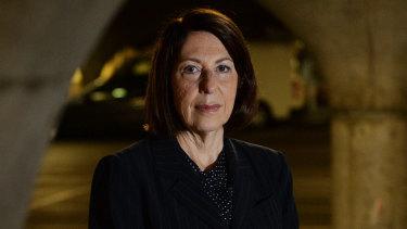 Louise Adler, former CEO of Melbourne university publishing, in 2015.