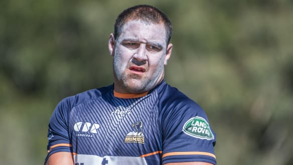How the Brumbies plan to beat the Canberra 40-degree heat this week