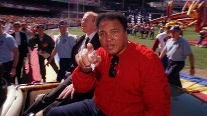 'I said no': Why Wayne Carey turned down a meeting with Muhammad Ali