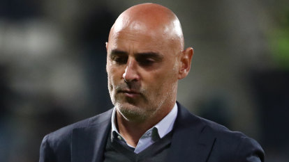 'Unfortunate and disappointing': Muscat says he could have turned Sint-Truiden around