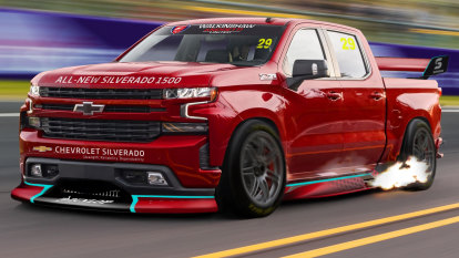 Is this what Supercars will look like after Holden's demise?