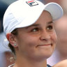 Ashleigh Barty reclaims world No. 1 tennis ranking