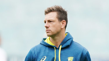 James Pattinson has been withdrawn from the Australia A side due to back and hip soreness.