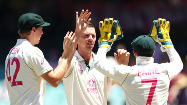 Australia's Test tour of South Africa has been postponed.