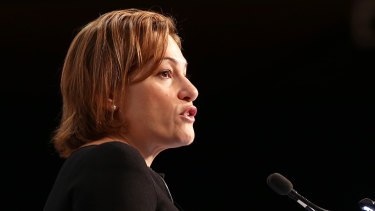 Deputy Premier Jackie Trad has referred herself to the Crime and Corruption Commission.