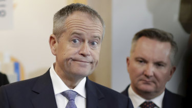 Bill Shorten took a few ropey turns at the start of the campaign.
