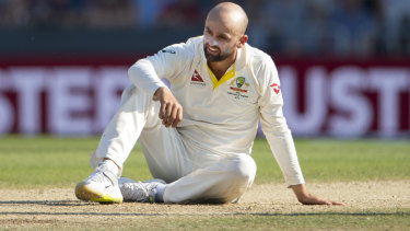Nathan Lyon had a torrid time at the hands of Ben Stokes in the 2019 Ashes