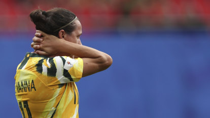 Matildas' key trio under injury cloud as Brazil challenge looms