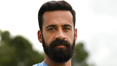 Calling time: Sydney FC captain Alex Brosque heads a highly talented list of A-League retirees this season.