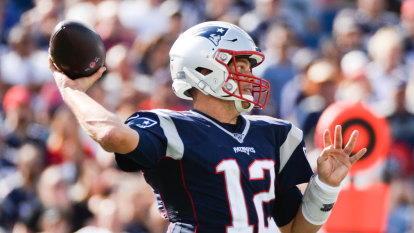 Patriots maintain undefeated NFL season start