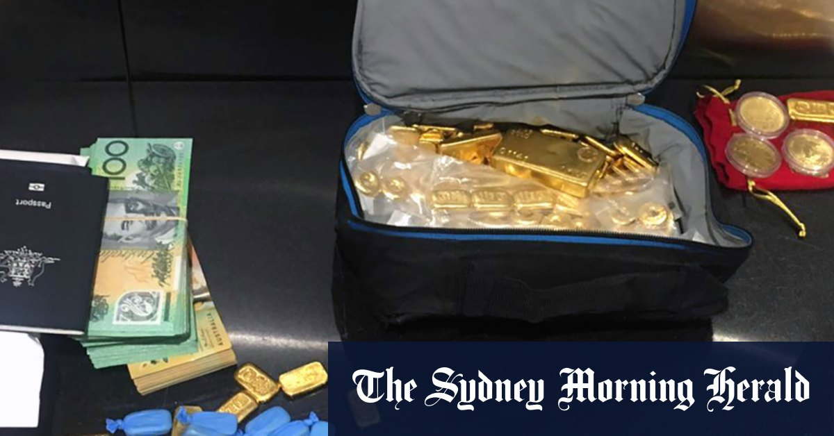 Gold bullion luxury cars and cash seized in alleged $10 million NDIS scam – Sydney Morning Herald