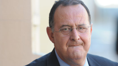 Paedophile and ex-Labor minister Milton Orkopoulos granted parole