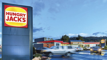 Hungry Jack's is one retailer facing questions over a superannuation clause in its enterprise agreement.