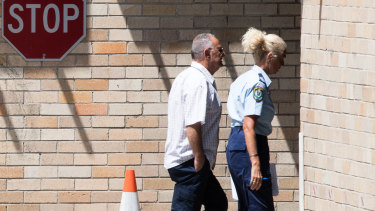Orkopoulos was arrested and taken to Maroubra police station on Wednesday.